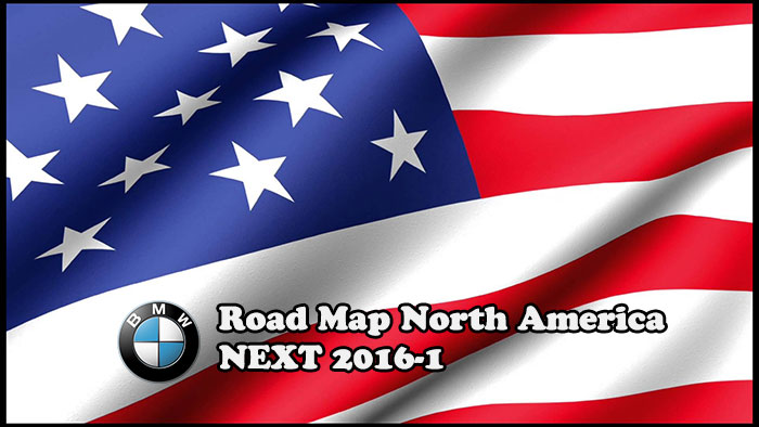 Road Map North America NEXT 2016-1