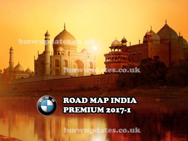 Road Map India Premium 2017-1
