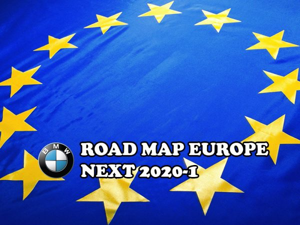 Europe NEXT 2020-1 BMW map