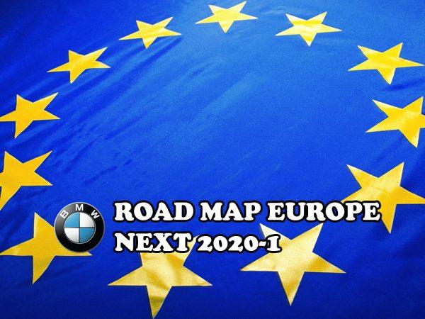 Europe NEXT 2020-1 BMW map