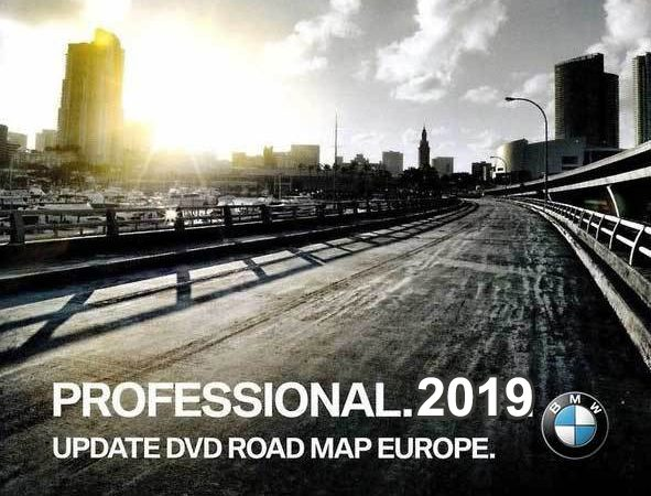 Europe Professional 2019 DVD