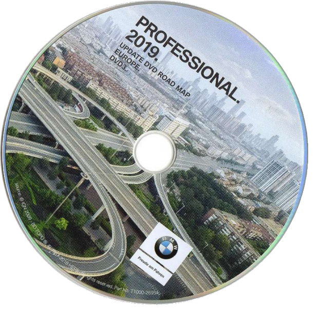 professional dvd 2019